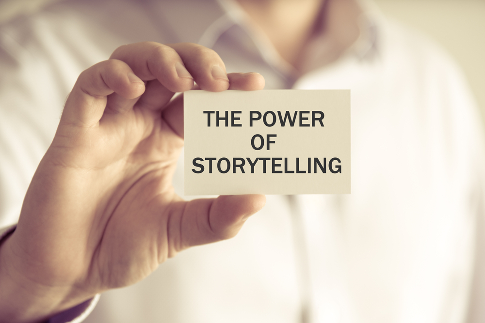 Tell Personal Stories