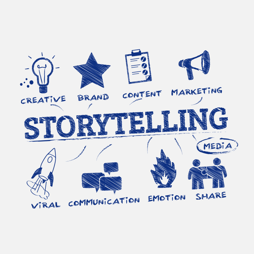 Personal Branding and Storytelling