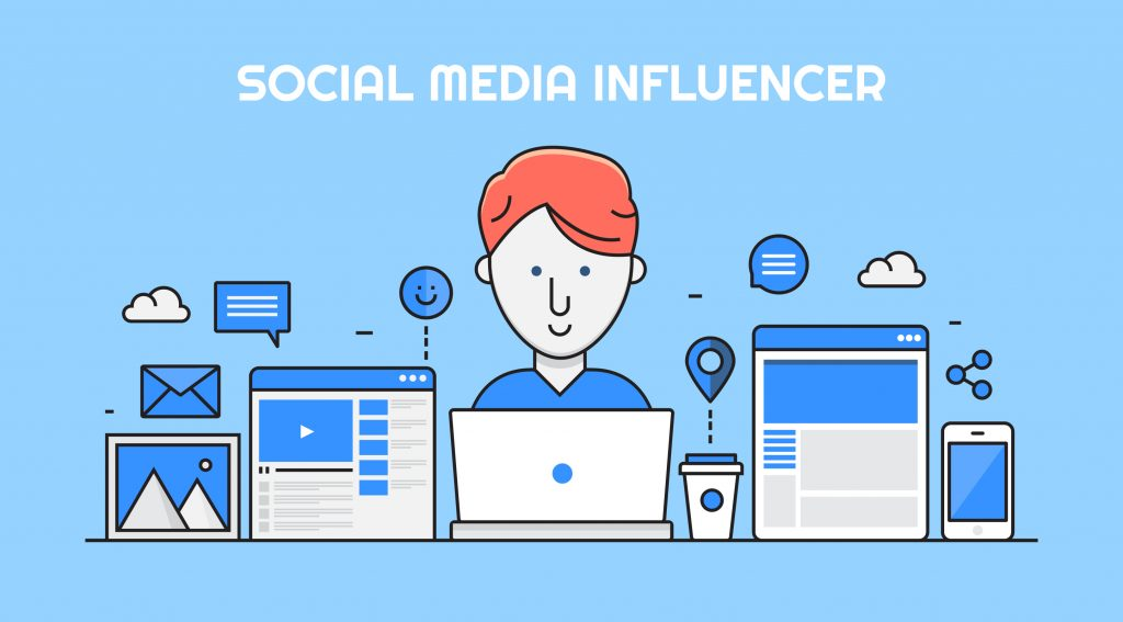 Find & Collaborate with Influencers