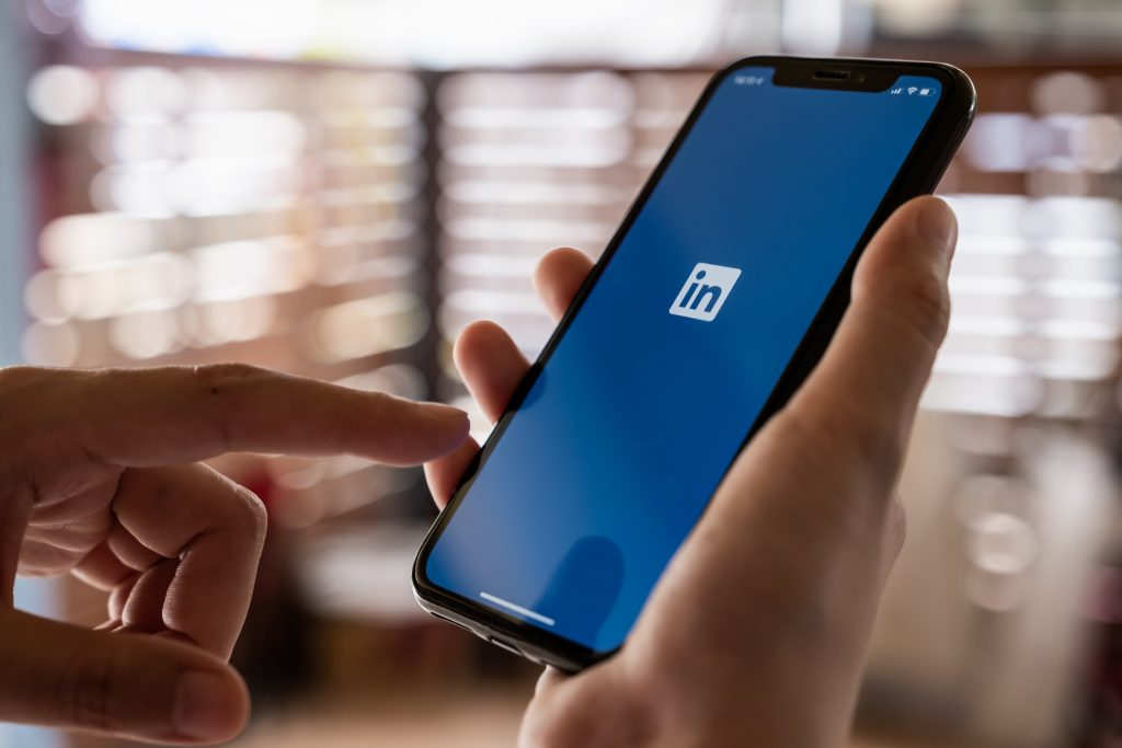 LinkedIn for Business Account
