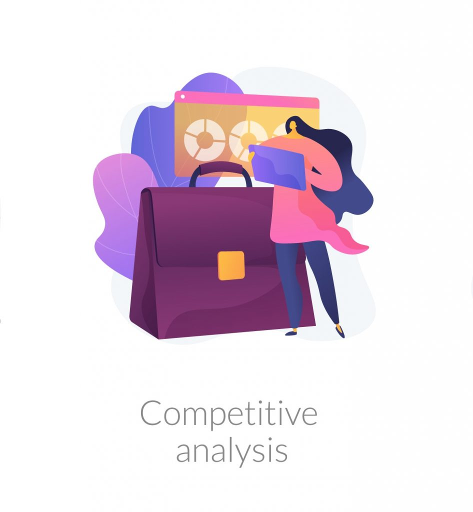 More comprehensive competitive analysis