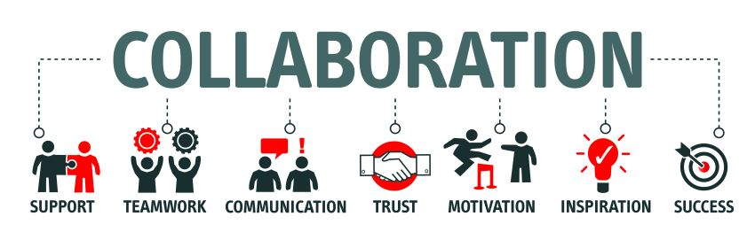 Find Ways to Collaborate